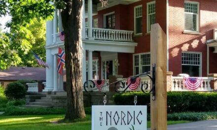 Pronarit të bujtinës në SHBA i kërkohet të heqë flamurin norvegjez