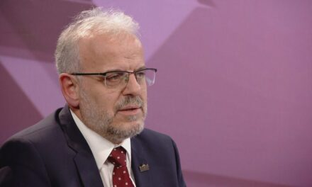 Sërish në krye të Kuvendit të Maqedonisë së Veriut, Talat Xhaferi rizgjidhet me 62 vota