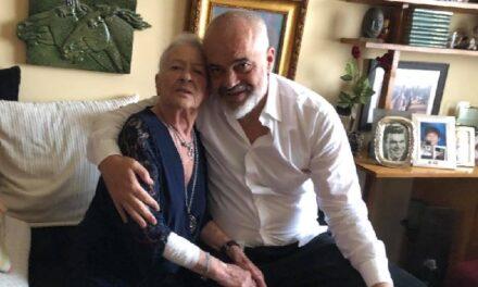 Ndërron jetë nëna e Edi Ramës: Ishe drita e shtëpisë