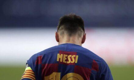 Messi nuk paraqitet për të bërë tamponin, i bindur që mund të largohet nga Barça