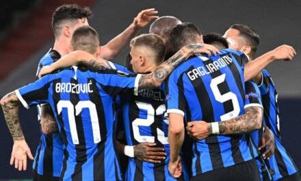 Inter në çerekfinale të Europa League, United provon të rinjtë ndaj LASK