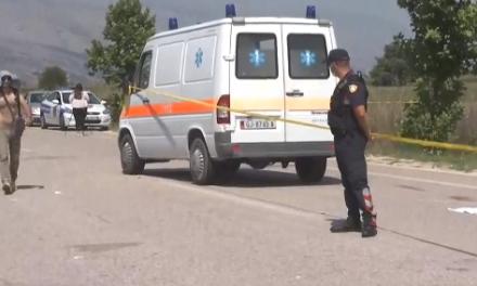 Autoambulanca përplas për vdekje fëmijën në Kakavijë, po priste me familjen në radhë