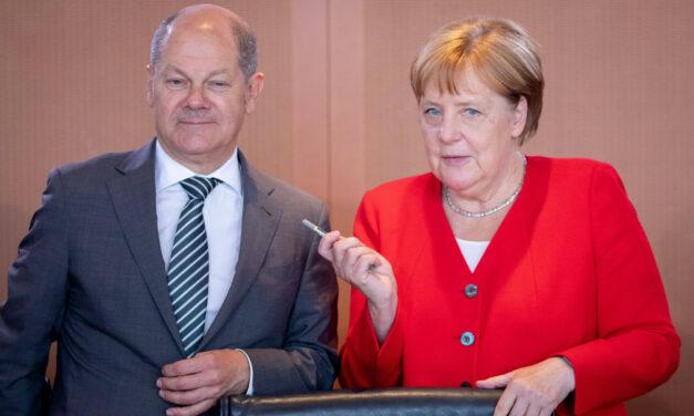 Socialdemokratët gjermanë emërojnë Olaf Scholz kandidat për kancelar