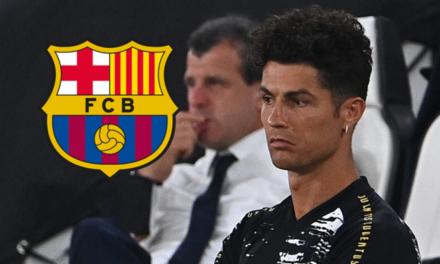 """""""Bomba"""" nga Spanja: Ronaldo i është ofruar Barcelonës"""
