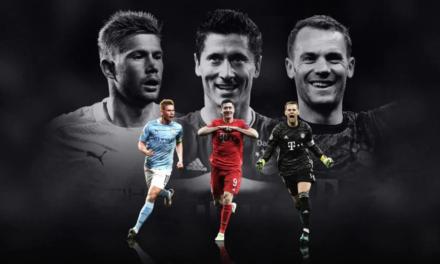 """""""Futbollisti i Vitit"""", Messi e Ronaldo jashtë podiumit të UEFA-s pas 10 vitesh"""