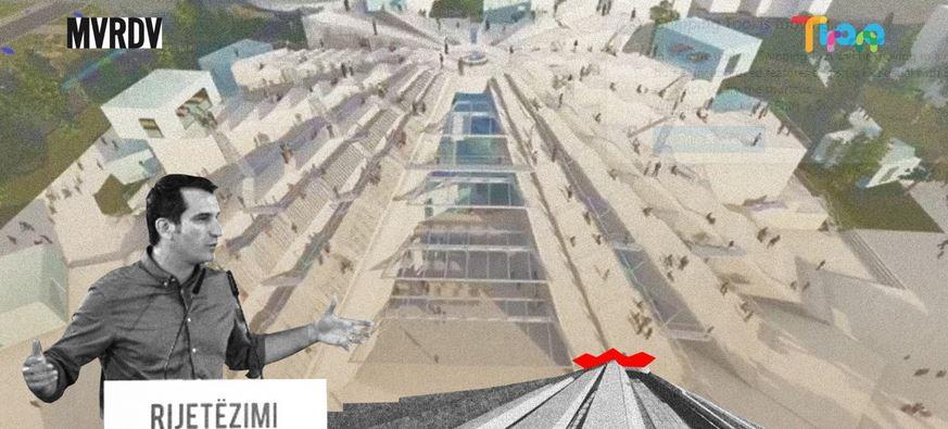 Bashkia Tiranë paracakton fituesin e tenderit për rindërtimin e Piramidës