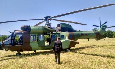 Dy helikopterë me vlerë 17 milionë euro të Shqipërisë do të zhvendosen në Itali