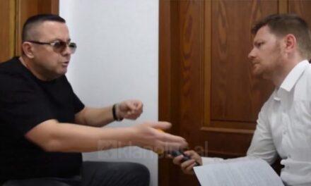 Dy muaj më parë Talo Çela fliste në TV nga arratia për grabitjen e Rinasit dhe vrasjen e vëllezërve Haxhia