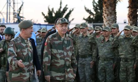 """""""Fundosni një anije greke"""", çfarë u kërkoi Erdogan gjeneralëve të ushtrisë"""