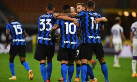 Interi mbetet i çmendur, përmbys Fiorentinën në fund