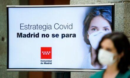 Madridi (pothuajse) në karantinë: Kufizime për 850 mijë persona