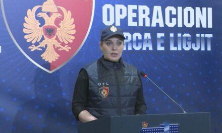 """OFL """"zbarkon"""" në Gjirokastër, cilët janë katër individët në shënjestër"""
