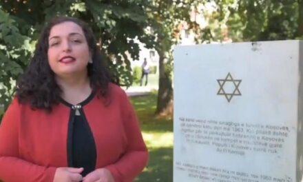 Netanyahu publikon mesazhin e Vjosa Osmanit: Një mesazh domethënës…