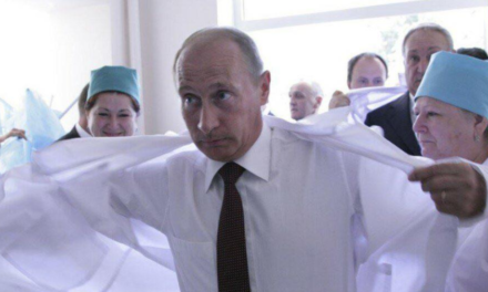 Çaji i Vladimir Putin-it