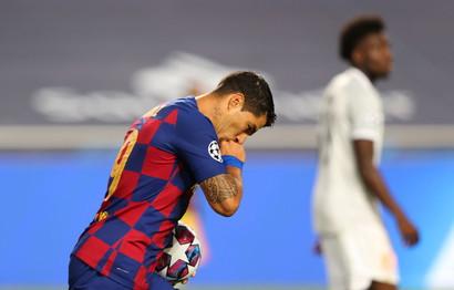 Juventusi arrin marrëveshjen me Suarez, por Barcelona mund të bëhet pengesë