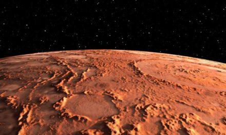 Zbulohen tre liqene të reja në Mars