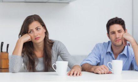Tri shenjat e një martese të dështuar dhe si mund të gjeni një zgjidhje