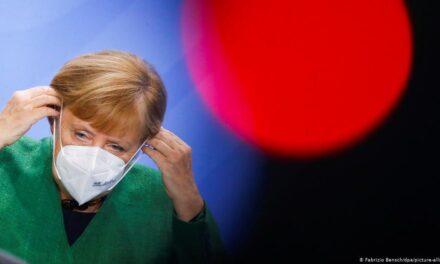 Apeli i Merkel: Takoni sa më pak njerëz