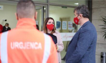 Manastirliu: Dyfishim i ekipeve mjekësore të urgjencës për trajtimin në banesë