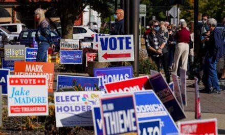 Shtetet e Bashkuara përgatiten për dhunë të mundshme Ditën e Zgjedhjeve