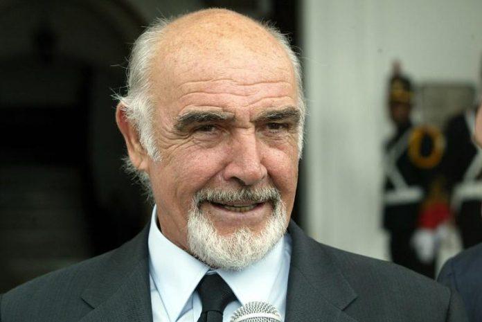 Vdes aktori i njohur Sean Connery, James Bond-i më i mirë i të gjitha kohërave
