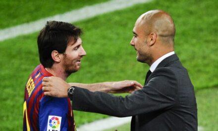 Guardiola: Messi është lojtar i Barcelonës, duhet ta mbyllë aty karrierën