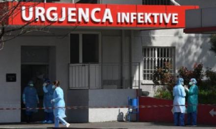 Rekord i ri infektimesh në Shqipëri/ Konfirmohen 597 raste të reja dhe 11 vdekje nga COVID-19