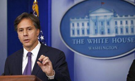 Antony Blinken, Sekretari i ri Amerikan i Shtetit