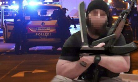 Në Austri s'ka më dyshime: Autori i sulmit terrorist është shqiptari nga Tetova Kujtim Fejzullahi, një tjetër është nga Kosova; Shqiptarë ishin dhe policët që u kundërpërgjigjën