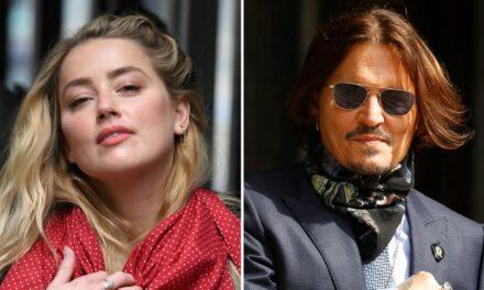 Turpërohet Johnny Depp, vendimi i gjykatës: E rrahu 12 herë ish-bashkëshorten Amber Heard