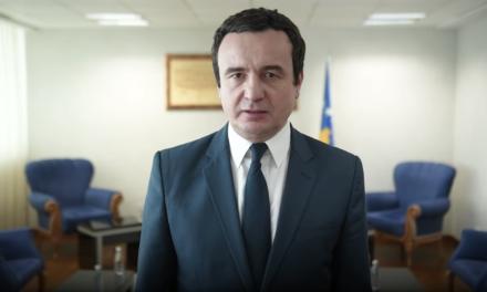 Albin Kurti kërkon zgjedhje të parakohshme elektorale