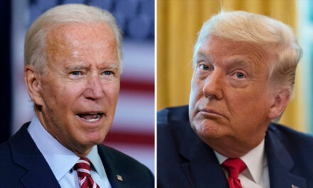 Stafi i Biden: Deklaratat e Trump, skandaloze. Të gatshëm të përballemi në Gjykatën e Lartë