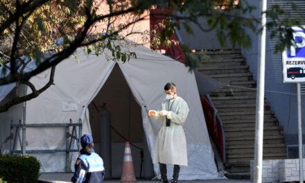 Gjashtë viktima dhe një tjetër rekord rastesh të reja me Covid në Shqipëri