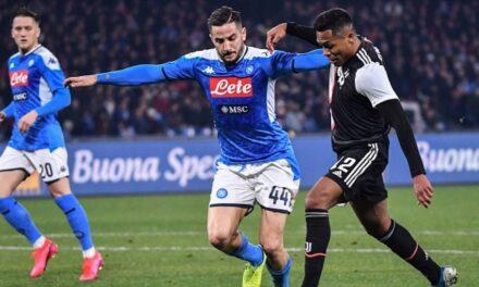 Juventus-Napoli do luhet në fushën e blertë, napolitanët fitojnë apelin