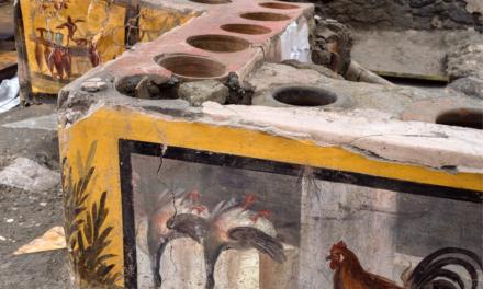 """Zbulimi: Romakët e kishin traditën e """"fast-foodit"""" që para 2 mijë vjetësh"""
