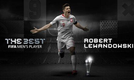 Mposht Messin dhe Ronaldon, Levandovski shpallet lojtari më i mirë i vitit