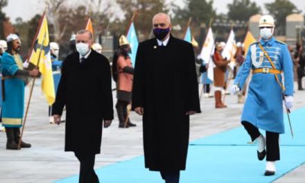 """""""Turkoshaku Rama që vajzën kurbinase do t'ja jep turkut"""": detaje mllefi opozitar ndaj paktit të Ankarasë"""