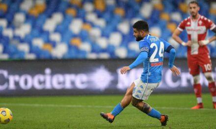 Napoli i rikthen buzëqeshjen Gattuso-s, 6 gola Fiorentinës dhe ngjitet i treti