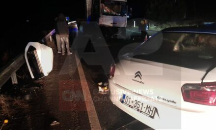 Aksident i rëndë në Rrugën e Kombit, humbin jetën 4 anëtarët e një familjeje nga Kosova