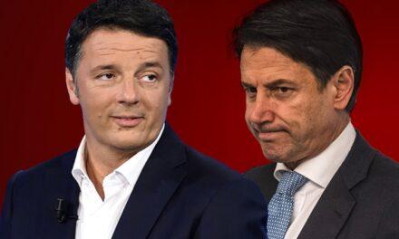 Qeveria italiane, Renzi rrezikon kabinetin e Conte