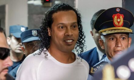 Ronaldinjo, mbi 700 mijë euro përfitime pas daljes nga burgu