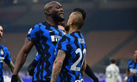 Mbrëmje perfekte për Interin, Vidal dhe Barella thyejnë Juventusin pas 4 vitesh