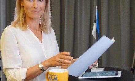 Kryeministrja beqare e Estonisë, me 5 milion euro pasuri dhe me yllin në ballë