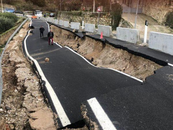 Shembja e rrugës në Borsh. KLSH nis verifikimin e rrethanave