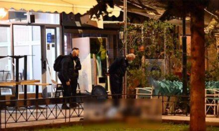 Vrasja e shqiptarit në Athinë, kamarierja e lokalit që u plagos mund të jetojë me plumb në trup