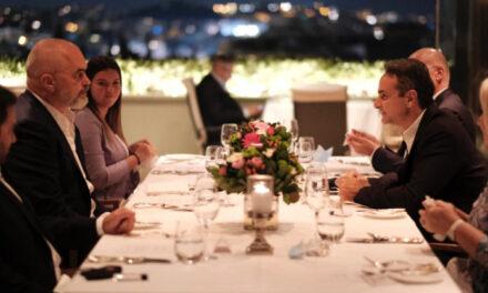 Mitsotakis: Së shpejti firmosim paktin me Ramën për të shkuar në Hagë