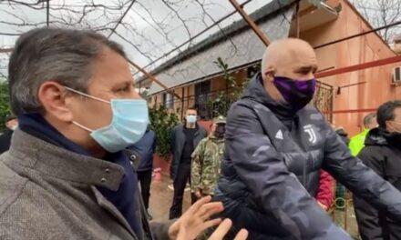 """""""Duhet ndërhyrje urgjente"""", disa banesa në Lezhë rrezikojnë shembjen"""