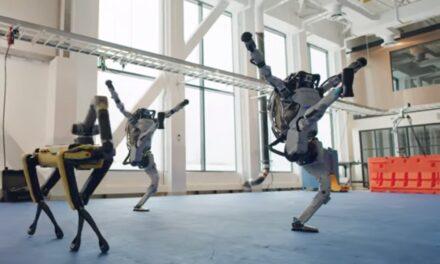Robotët që vallëzojnë njësoj si njerëzit (VIDEO)