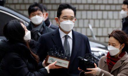 Moment i vështirë për gjigandin Samsung: Koka e kompanisë përfundon në burg