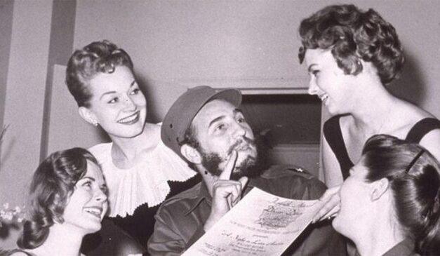 Anna Maria Traglia: Unë, italiane dhe katolike e martuar që u bëra e dashura e Fidel Kastros